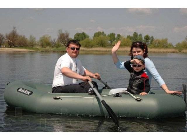 Лодки барк: надувная пвх bark, резиновая