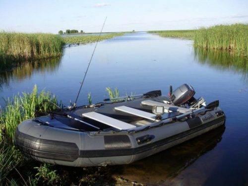 Рейтинг надувных лодок пвх