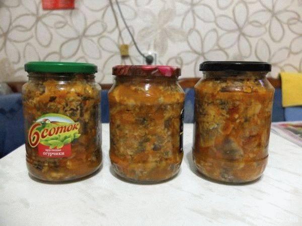 Рыбные консервы в домашних условиях - простые рецепты на плите