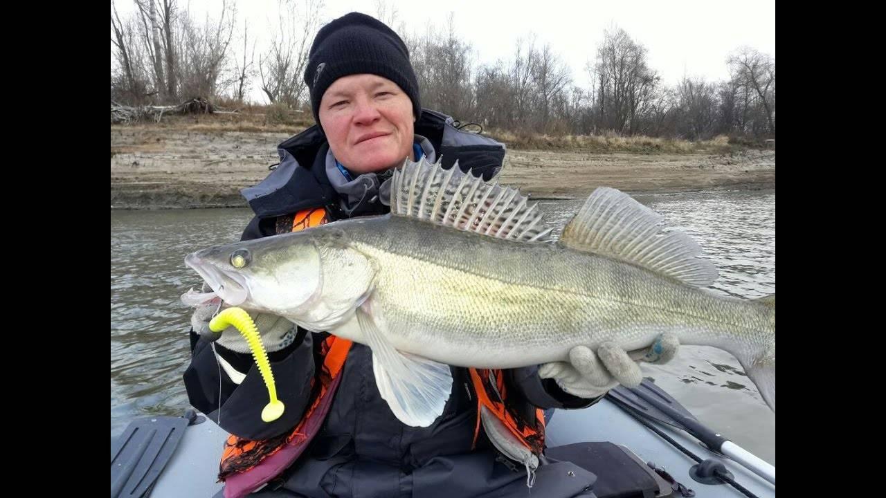 """Победитель томской """"народной рыбалки"""" поймал 1,19 кг рыбы"""