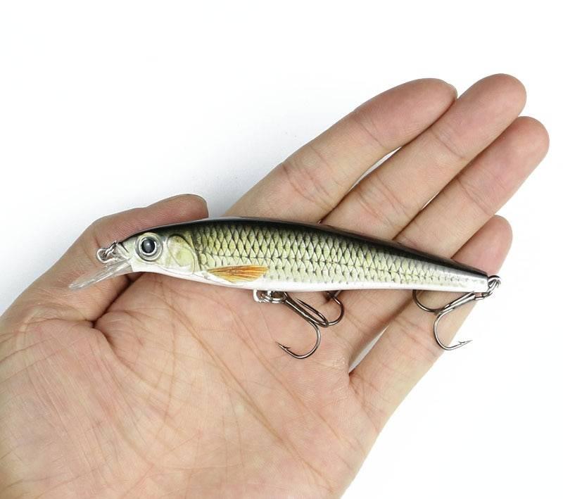 Гольян рыба википедия