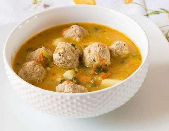Суп с фрикадельками, рецепт пошаговый с рисом и картофелем - 6 лучших рецептов.
