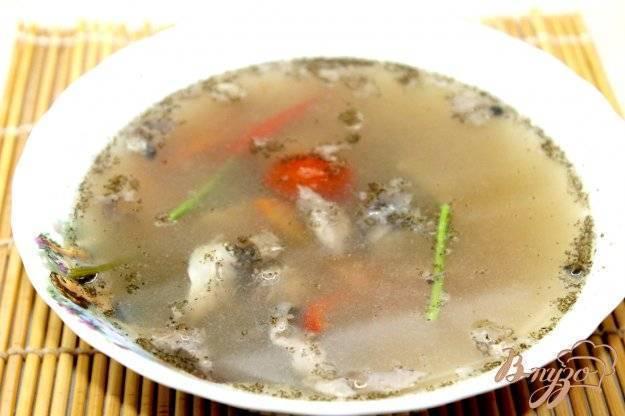 Уха из толстолобика - рецепт пошаговый с фото