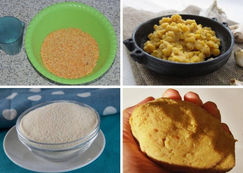 Мастырка из гороха своими руками: рецепты, ингредиенты, разновидности