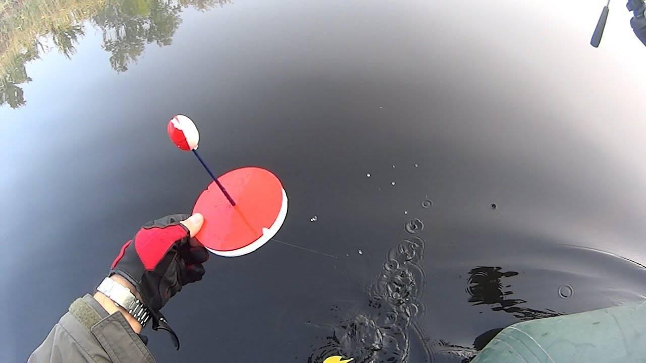 Ловля щуки на кружки весной и осенью. видео о ловле и оснастке кружка