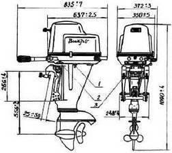 Лодочный мотор вихрь 20 характеристики и отзывы владельцев