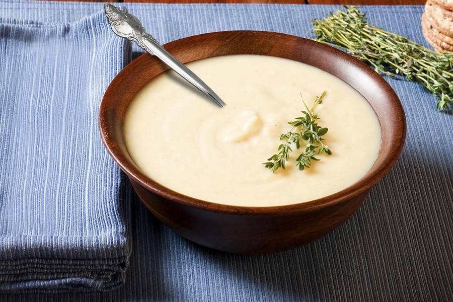 Суп из красной рыбы со сливками - наваристое блюдо для сытного обеда: рецепт с фото и видео