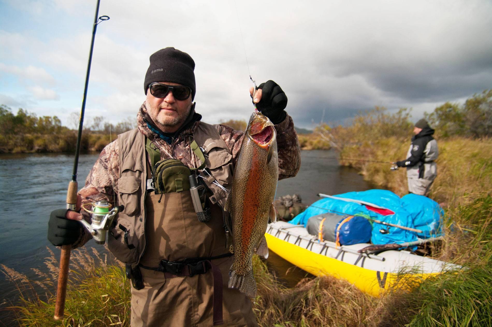 Где и какую рыбу ловить в июле в башкирии