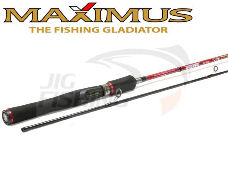 Спиннинги maximus: обзор, 8 лучших моделей из каталога, цена, отзывы рыбаков