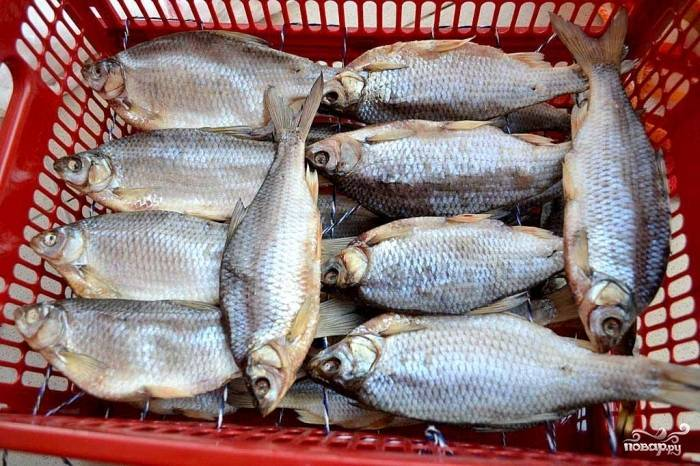 Вяленая рыба: как сушить в домашних условиях