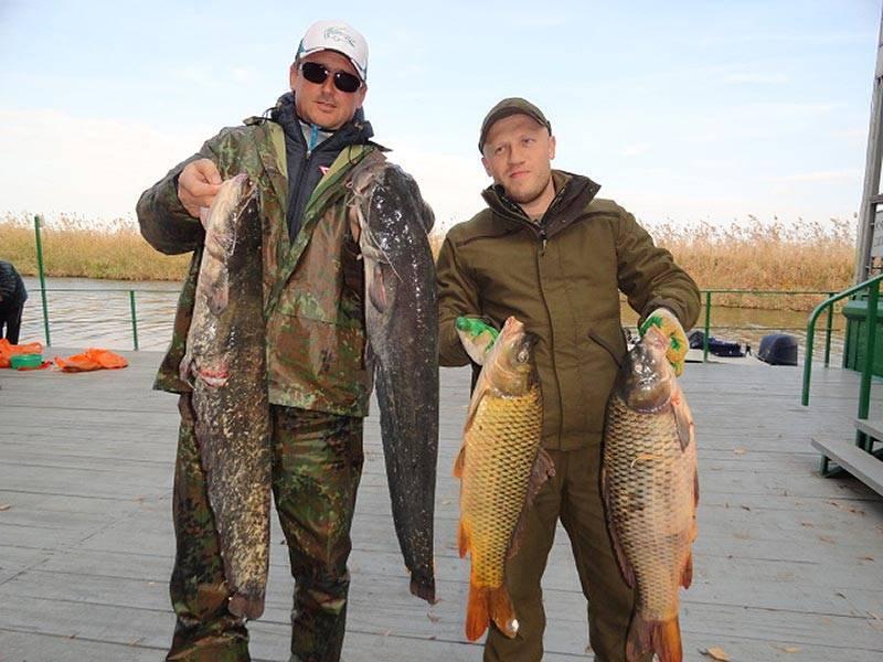 Рыболовные базы в камызякском районе астраханской области