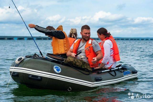 Держатель для спиннинга на пвх лодку - виды креплений, стоимость