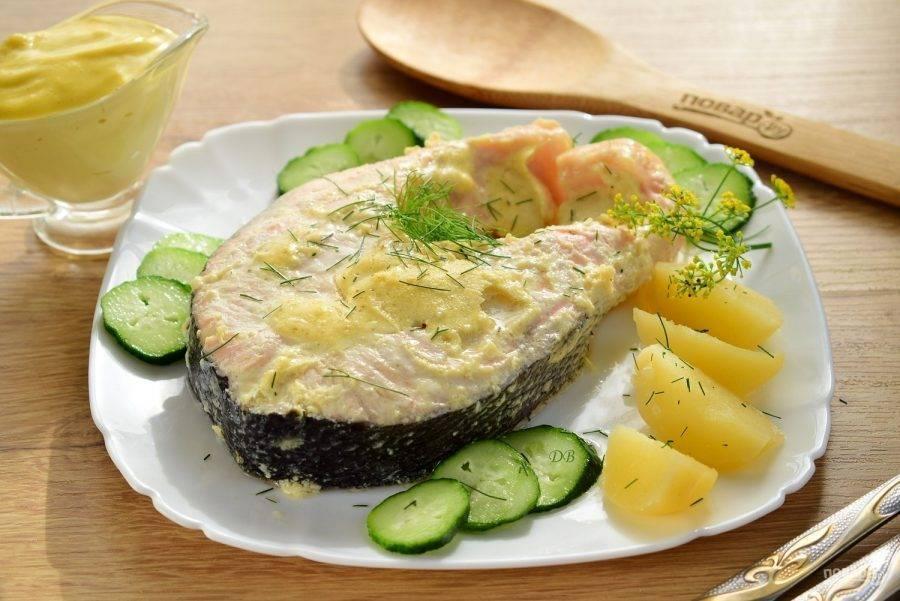 Лосось в мультиварке — лучшие рецепты. как правильно и вкусно приготовить лосося в мультиварке.