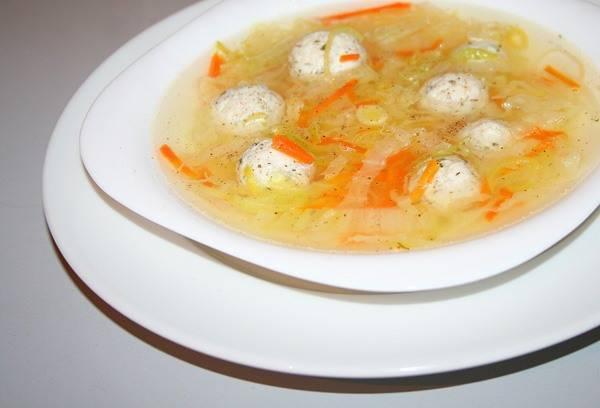 Суп с фрикадельками, рецепт пошаговый с рисом и картофелем — 6 лучших рецептов.