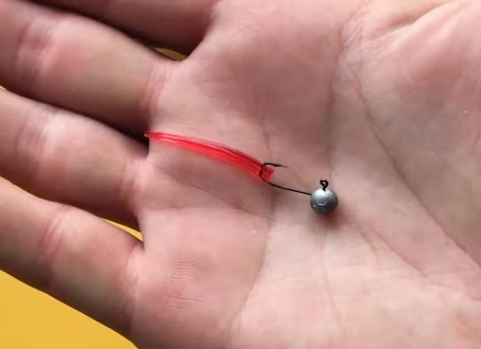 Джиговая оснастка: монтаж, как правильно оснастить джиг головку, видео