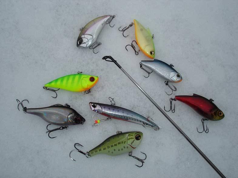 Ратлины на окуня осенью - про рыбалку