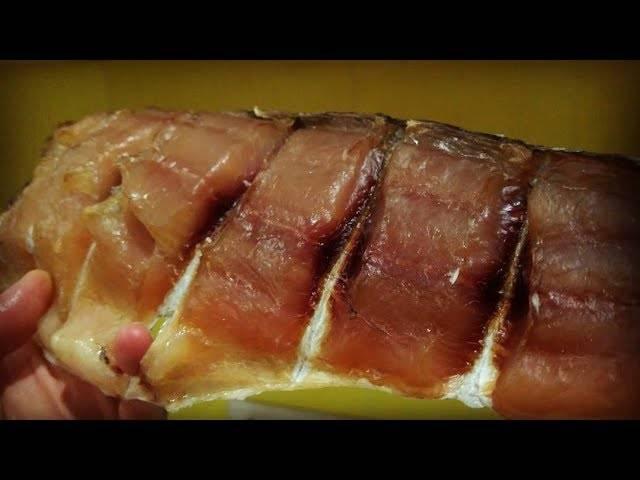 Балык из карпа – кулинарный рецепт