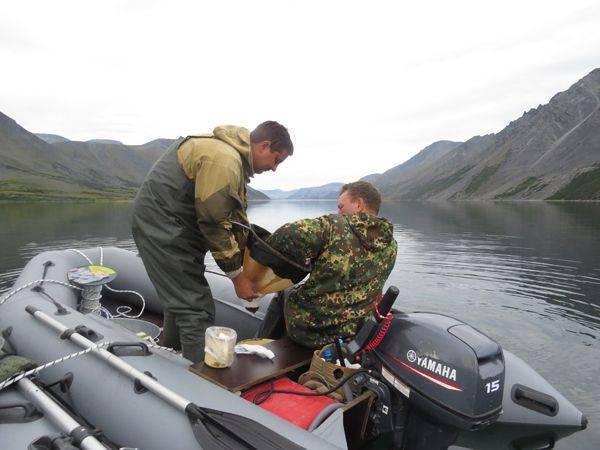 Озеро утятник (курумоч)