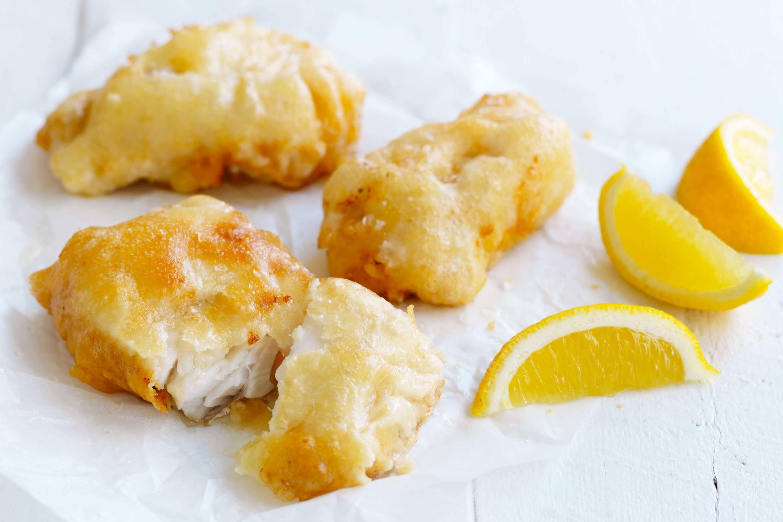 Чудо-кляр для рыбы – кулинарный рецепт