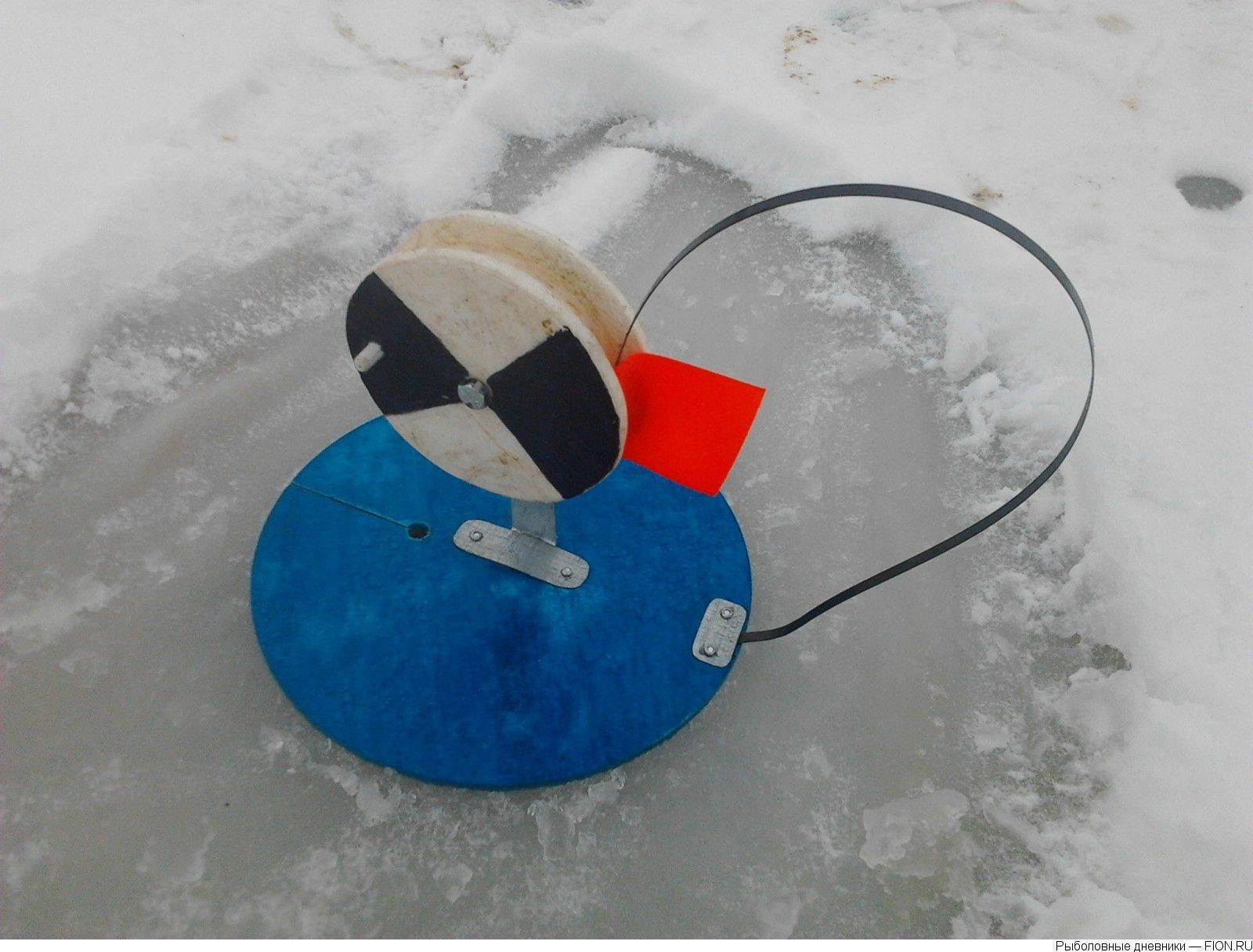 Жерлицы на щуку: разновидности для летней и зимней ловли