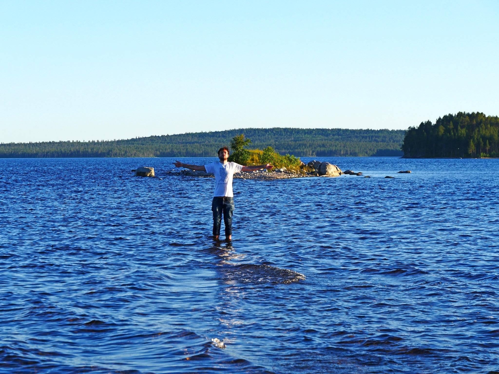 Жемчужина Северной Карелии: хрустальное озеро Куйто