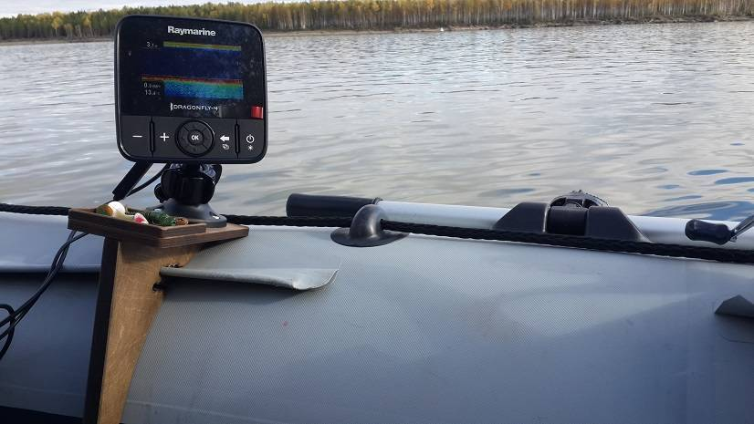 Эхолот для рыбалки с лодки из пвх: выбор и рейтинг эхолотов для резиновой надувной лодки с мотором из пвх