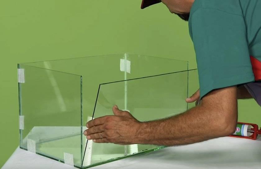 Герметик для аквариумов: какой лучше выбрать для стекла