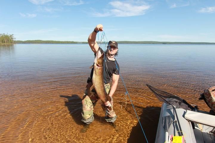 Рыбалка в карелии дикарем: как и куда поехать - лучшие места, ловля рыбы в видео