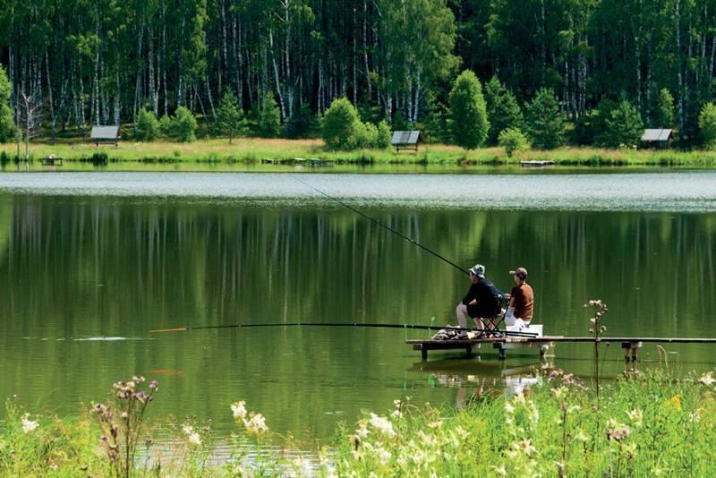 Рыбалка в ивановской области. отчеты рыбаков на форуме