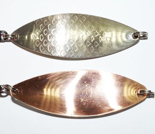 Вращающиеся блесны на щуку - лучшие вертушки и техника ловли