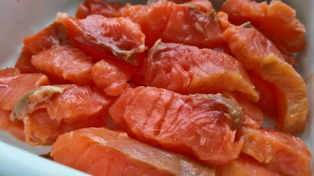 Рыба кета калорийность на 100 грамм, вред, польза – хорошие привычки