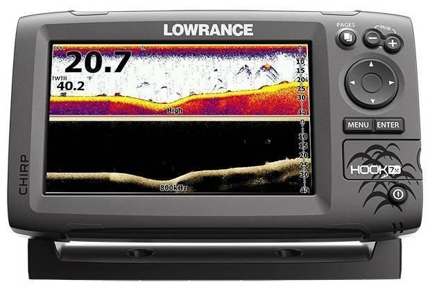 Эхолот lowrance hook-4x обзор