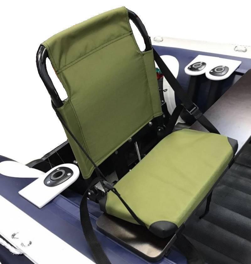 Поворотные и складные кресла для пвх-лодок