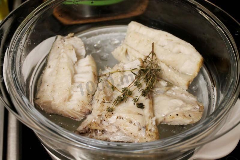 Пошаговый рецепт приготовления суфле из рыбы с фото