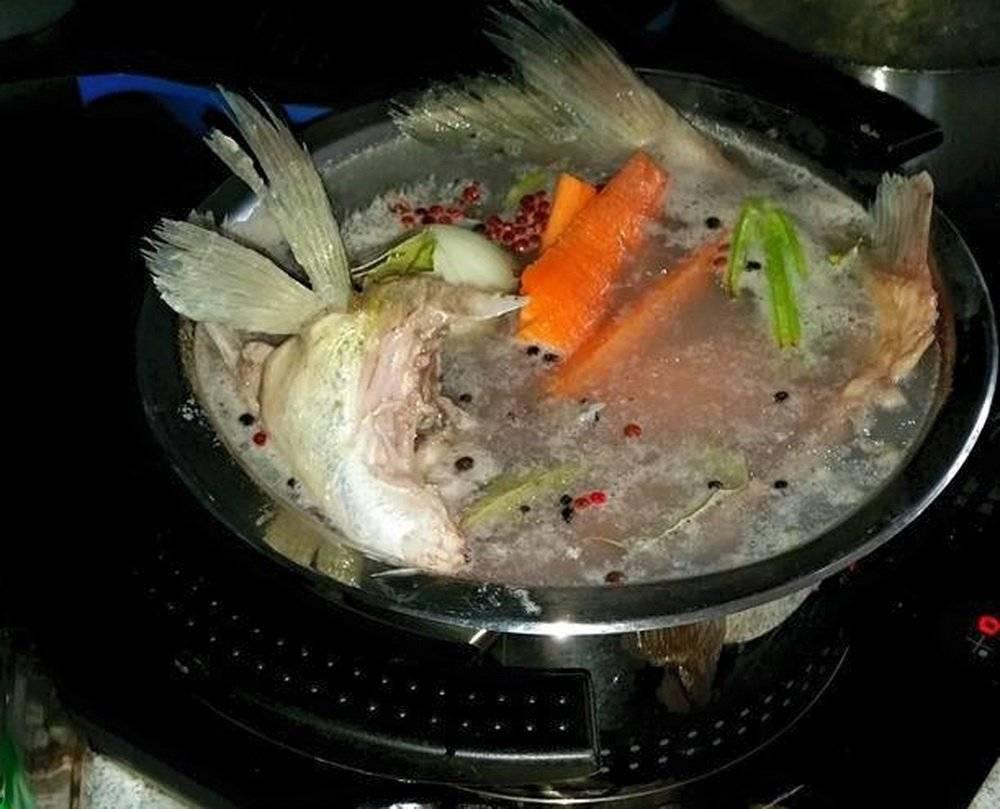Уха из морской рыбы: рецепты приготовления в домашних условиях . милая я