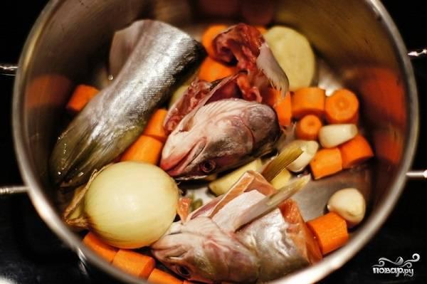 Рыба голец по пошаговому рецепту приготовления ? с фото