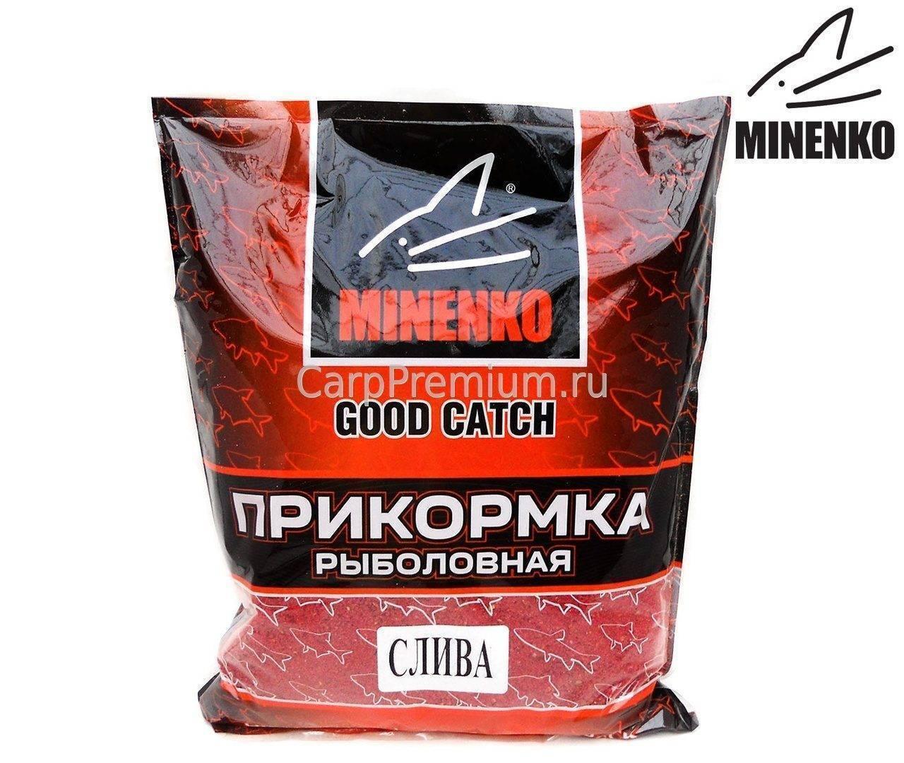 Прикормки minenko