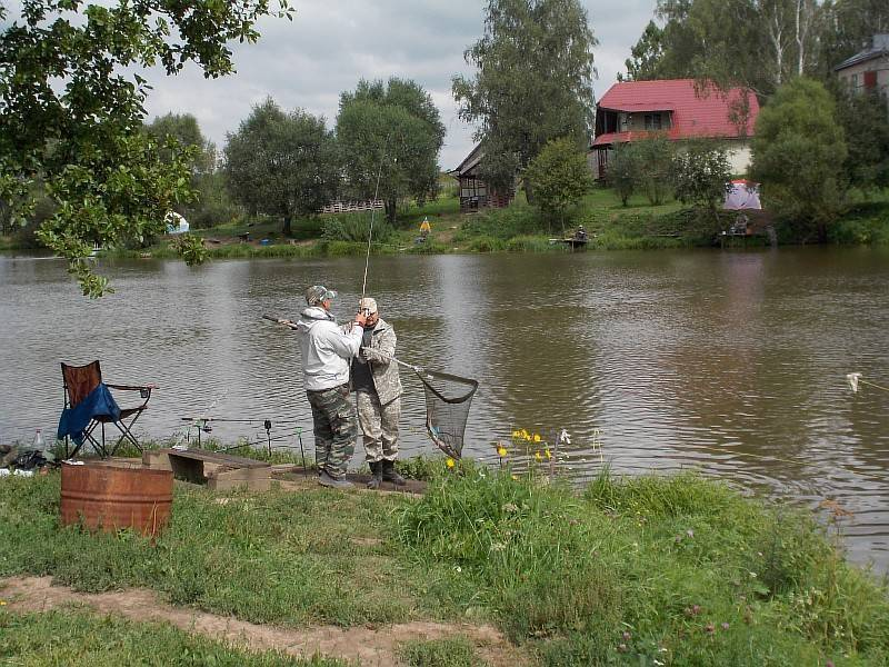 Как проехать в крх коротыгино - платная рыбалка, отзывы