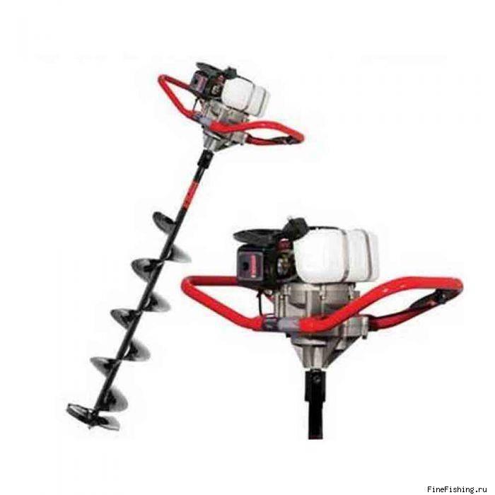 Обзор 6 мотобуров для земляных работ и рыбалки: hitachi, ada, carver и др.