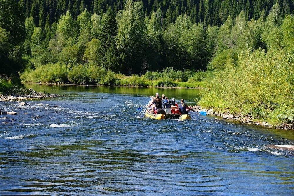 Река яйва. статьи на сайте nordural.ru