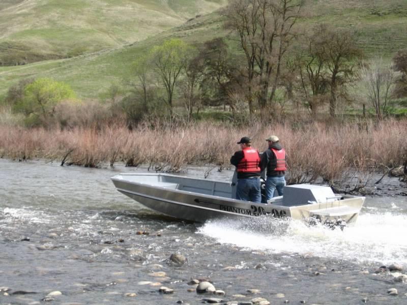 Водометы для моторных лодок: что это и кто в россии их производит?