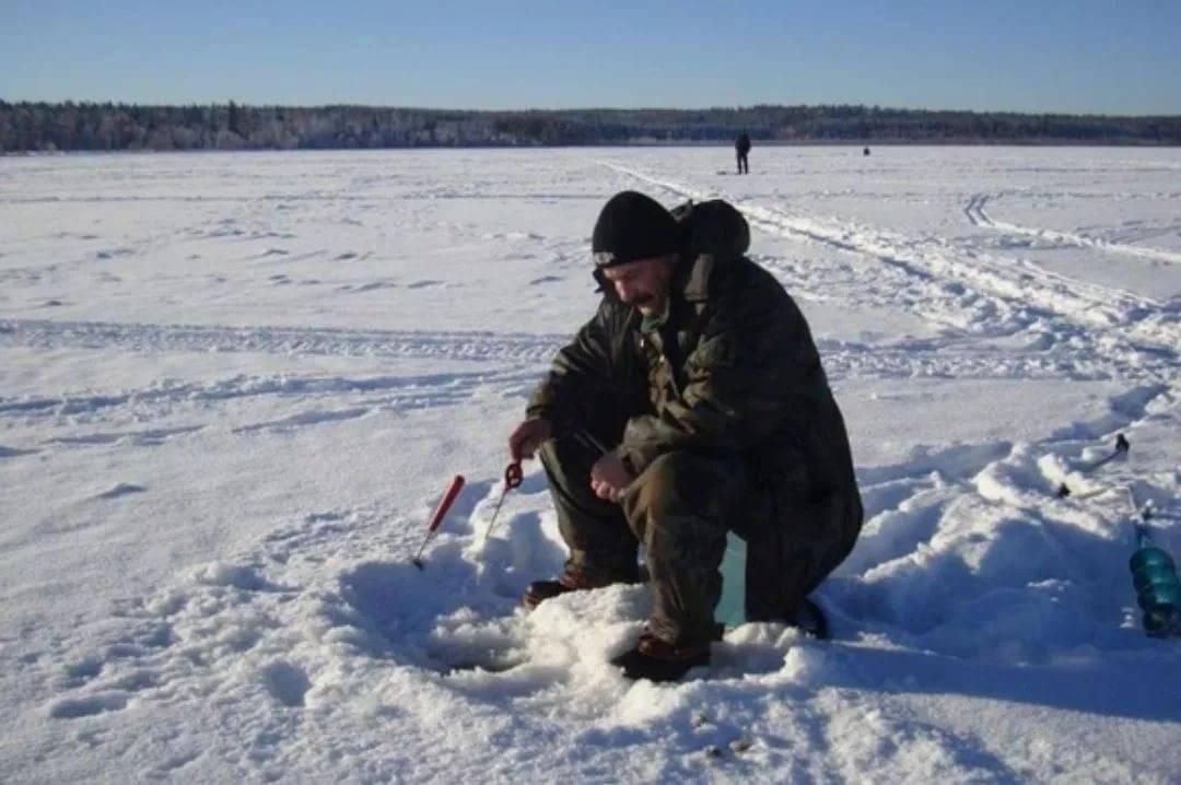 Зимняя рыбалка: секреты трофейного улова