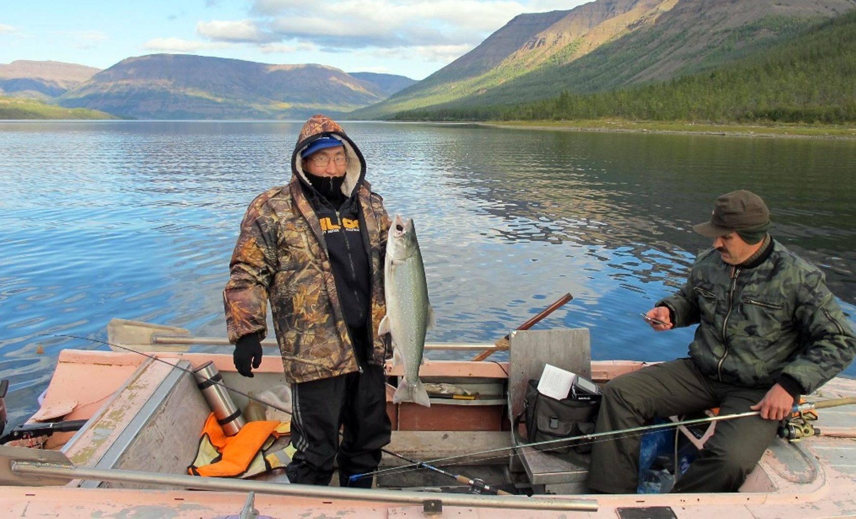 Рыбалка на байкале: какую рыбу, где и когда ловить, лучшие места