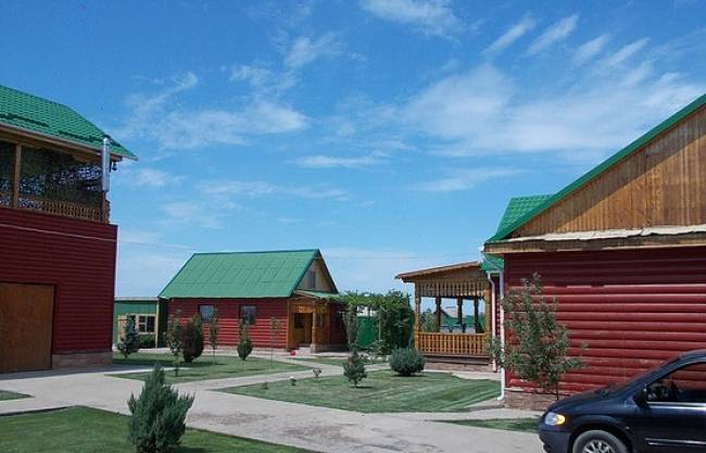Дедушкин хутор: веб камера для посетителей нашего сайта