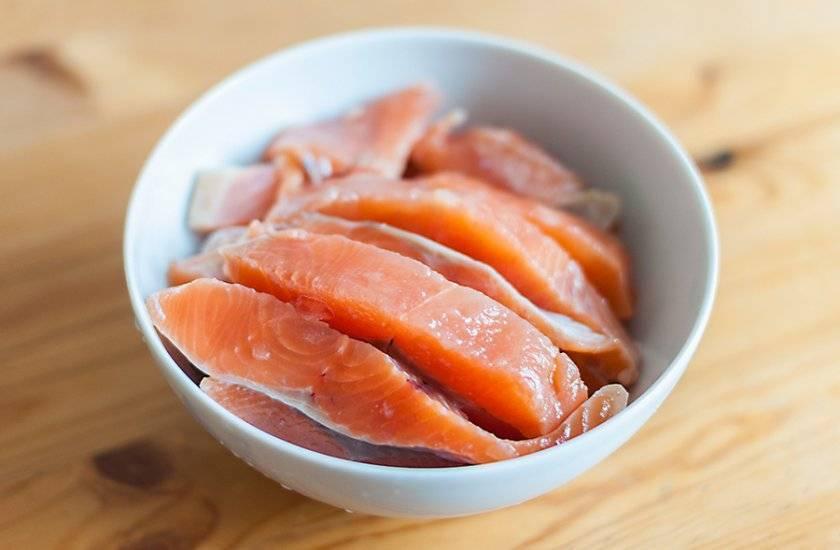 Топ 10 рецептов кижуч рецепты приготовления в духовке (426 ккал)