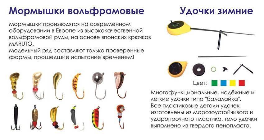 Что такое тульская мормышка для зимней рыбалки и какие ее виды существуют?
