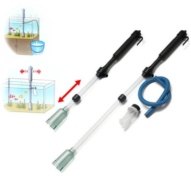 Изготовление сифона для аквариума своими руками: принцип работы устройств для чистки грунта