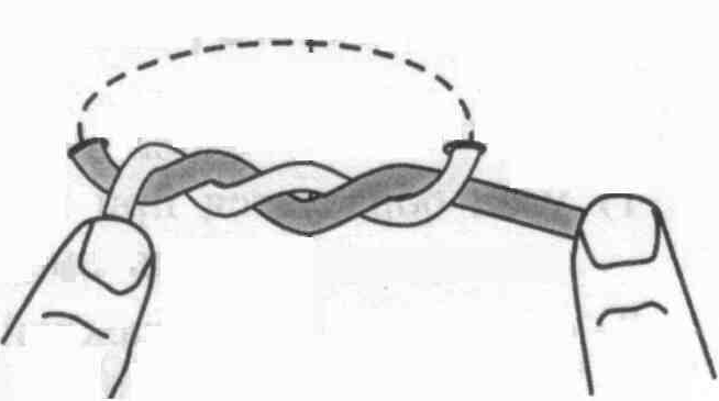 Каким узлом привязать поводок к основной леске