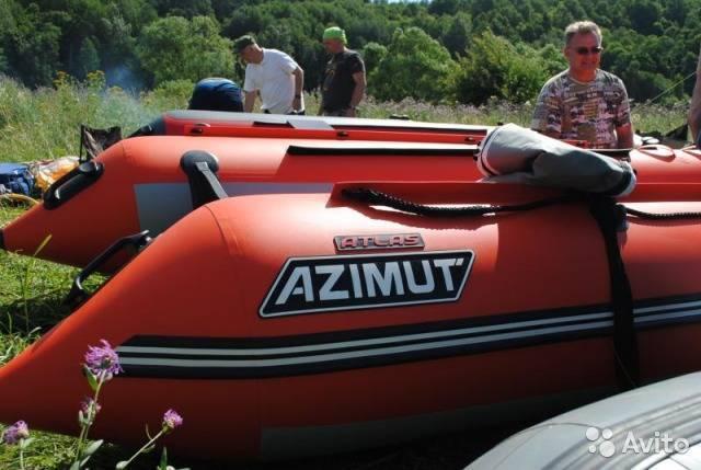 Лодка azimut classic 350 - официальный сайт производителя лодок пвх азимут казань | +7(917) 229-09-44