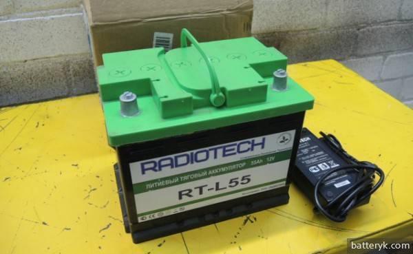 Аккумулятор для лодочного электромотора - тяговые, стартерные